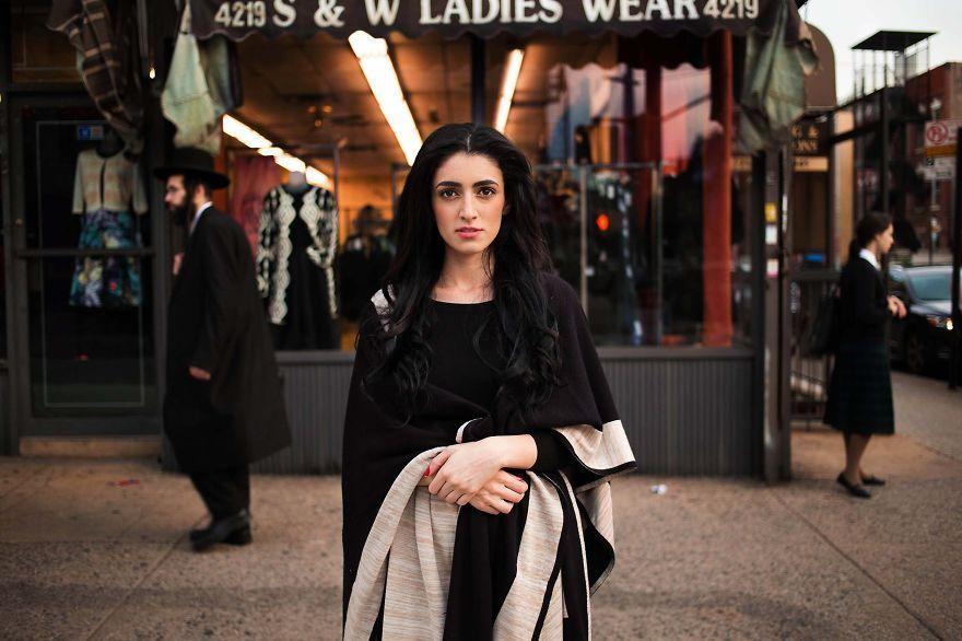 Fotografía de Mihaela Noroc. Proyecto: El atlas de la belleza